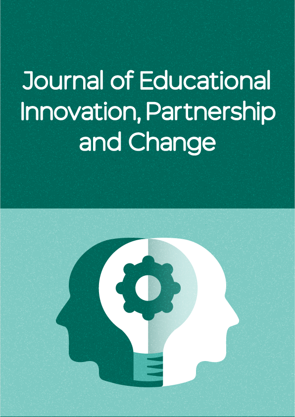 Journal of Educational Innovation, Partnership and Change cover